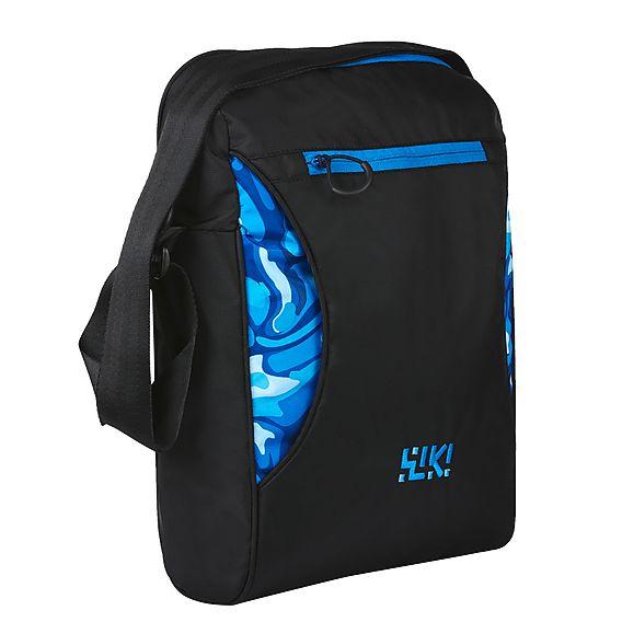 48fd9e883 wildcraft women wiki sling bag flip it blue