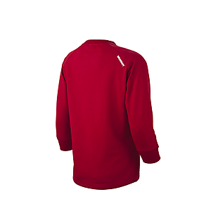 Wildcraft Women Crew Sweatshirt - Maroon