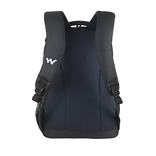 Wildcraft Ace Laptop Backpack With Internal Organizer - Black