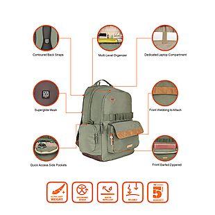 Wildcraft Amiga Laptop Backpack