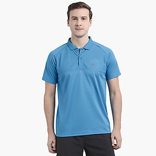 Wildcraft Men Polo Waff