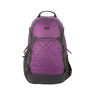 Wildcraft Women Spiti 35 Rucksack - Purple