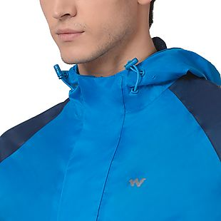 Wildcraft Hypadry Plus Unisex Rain Jacket - 2 Tone