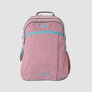 Wildcraft Melange 5 Backpack Bag - Pink