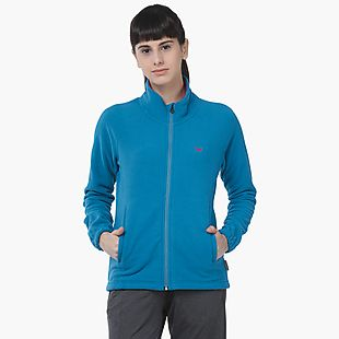 Wildcraft Women Fleece Jacket