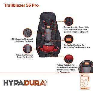 Wildcraft Trailblazer 55 Pro