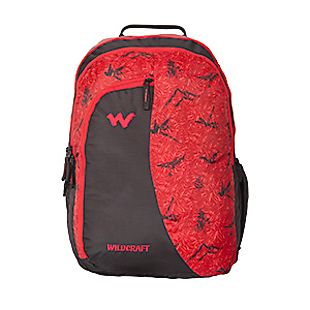 Wildcraft Nature 3 - Red