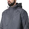 Wildcraft Hypadry Unisex Rain Coat - Grey