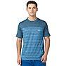 Wildcraft Men Poly T-Shirt - Blue